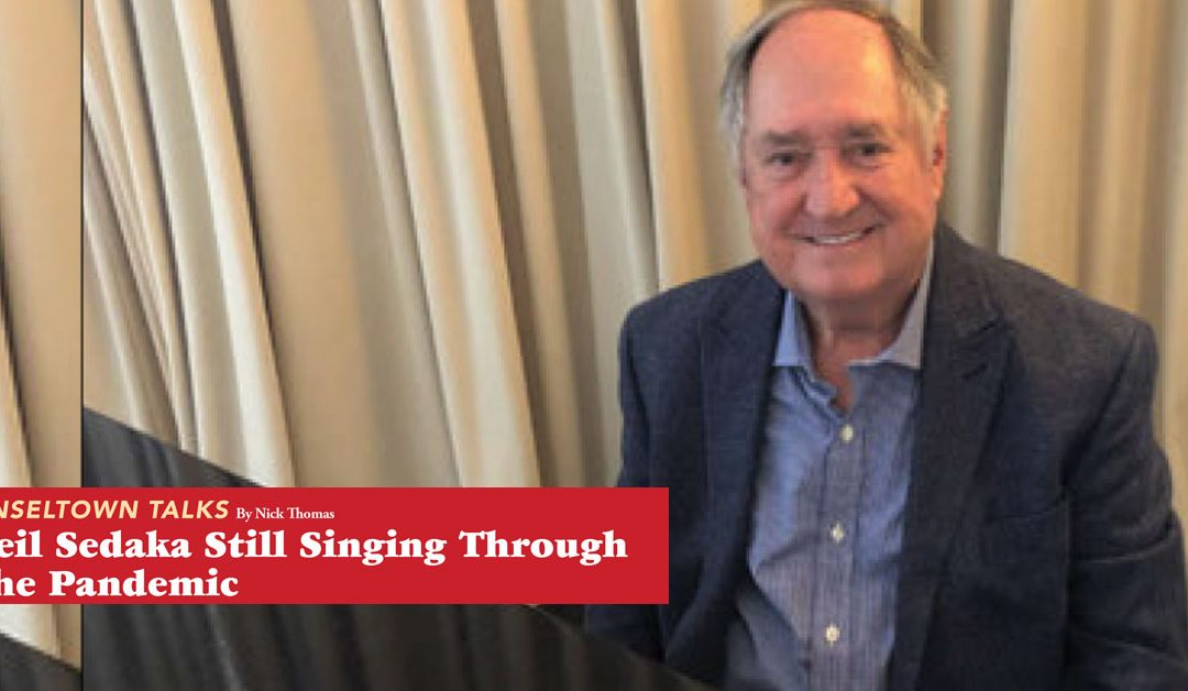 Neil Sedaka Still Singing