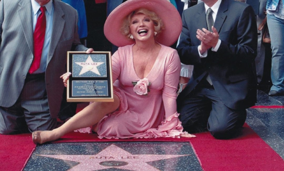 Ruta Lee put the 'pro' in professional