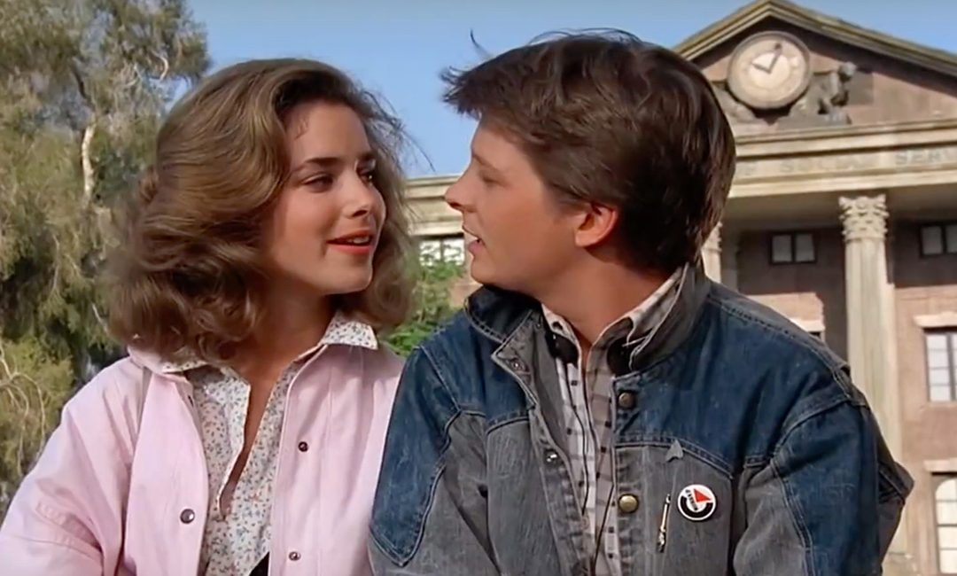 Claudia Wells went 'Back to the Future'