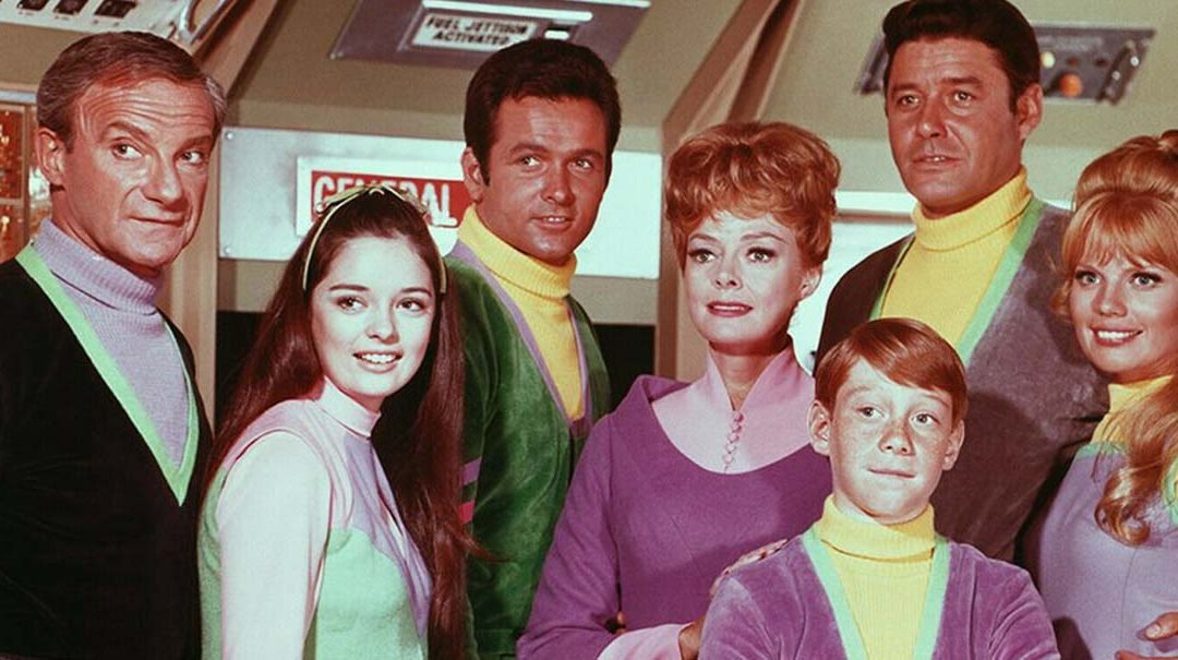 Mumy and Cartwright launch new 'Lost in Space' book