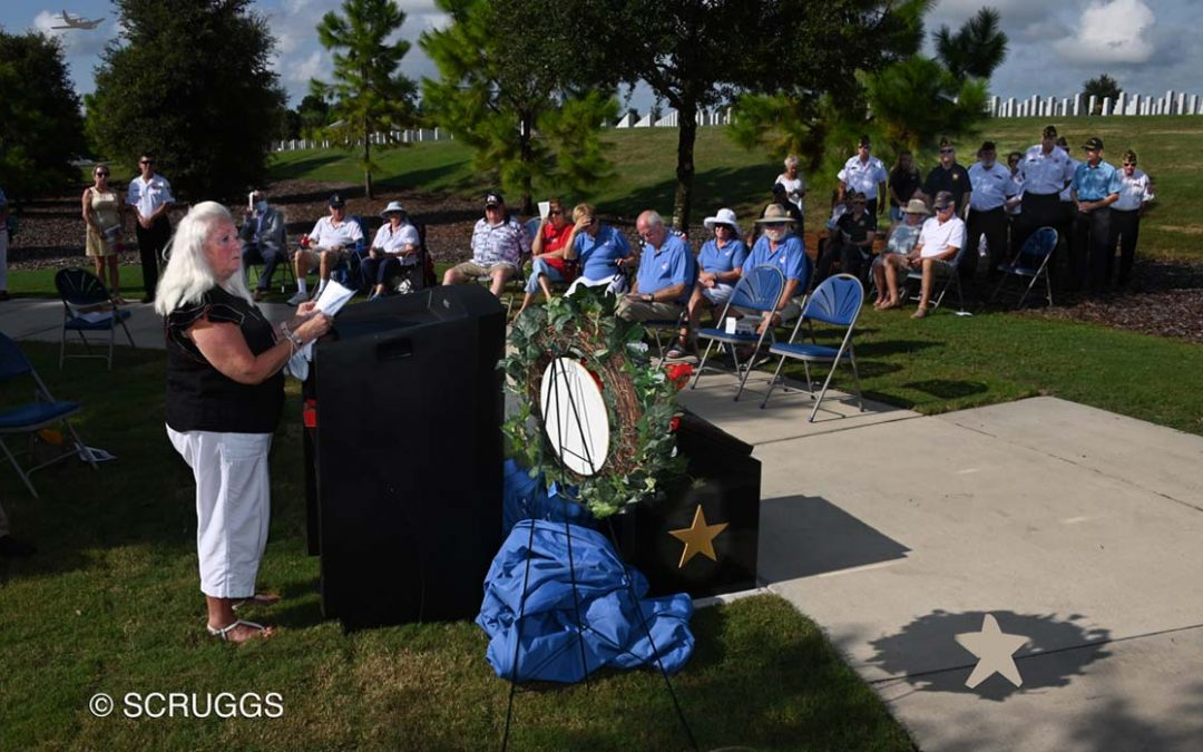 A New Monument Honors The Fallen Before, Since and to Come